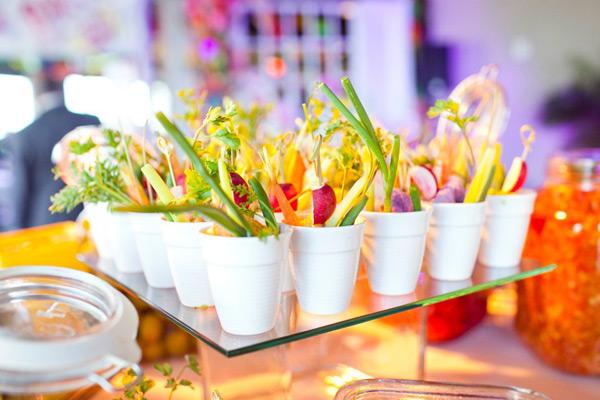 Fresh Spring veggies