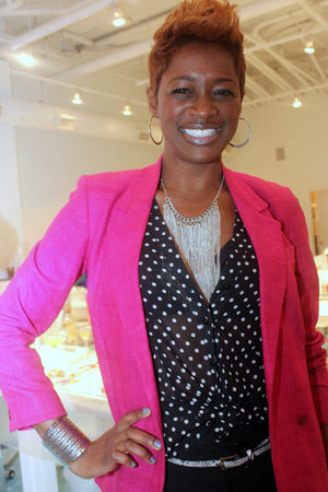 Keren Charles of Two Stylish Kays looking fab