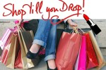 Shop til you Drop sale at Funky Flair Boutique