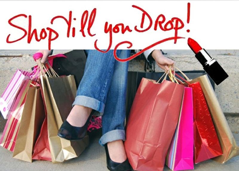Shop til you Drop sale at Funky Flair Boutique