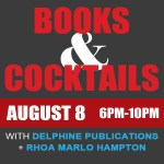 Books & Cocktails w/ Delphine Publications and RHOA Marlo Hampton