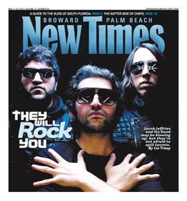 Jacob Jeffries Band - New Times cover