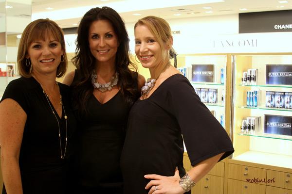 Lancôme's Top Team of makeup artists