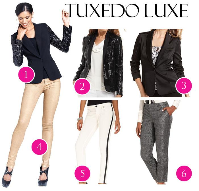 Tuxedo Luxe