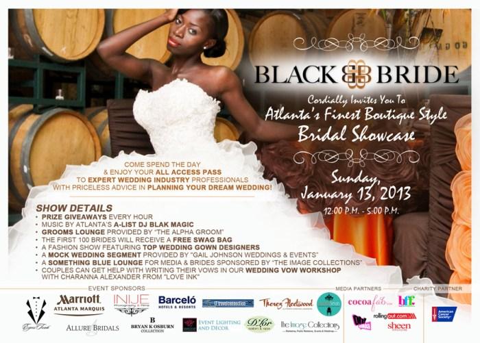 Black Bride Bridal Showcase