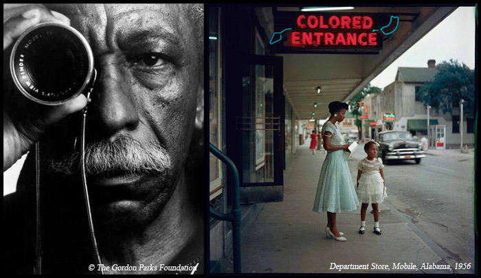 Black History Month at Macy's Lenox Square Celebrates Gordon Parks