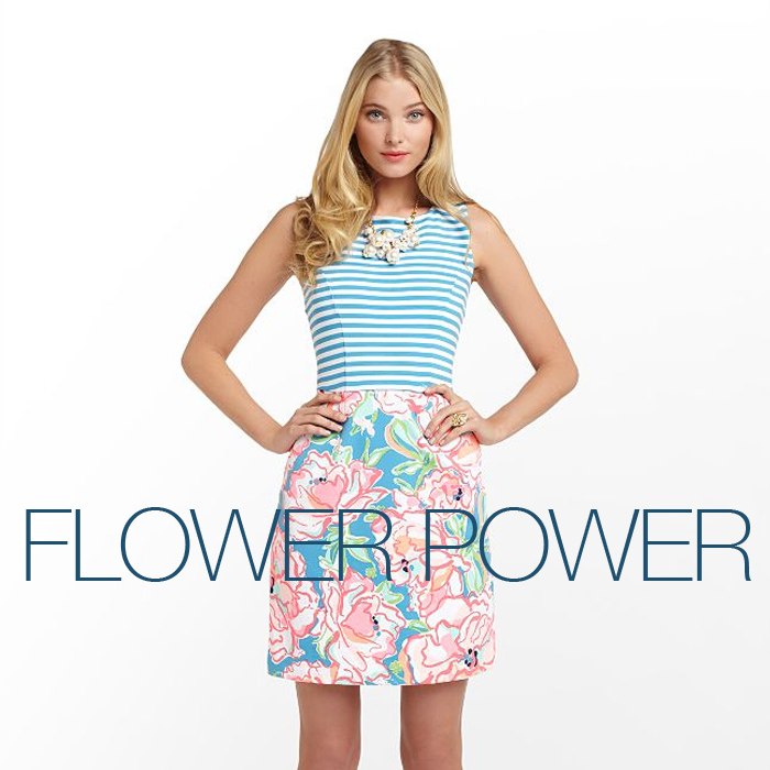 Flower Power: Floral Prints for Spring