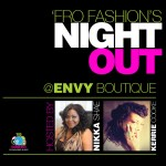 Insta-Glam ReSnap: Fro Fashion's Night Out