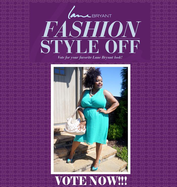 Lane Bryant Fashion Style Off - Nikka Shae of OhNikka.com