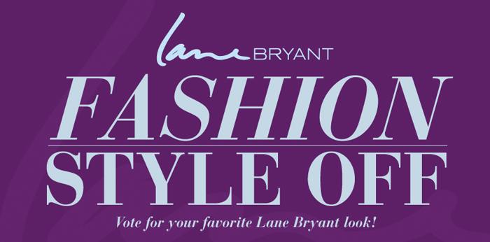 Lane Bryant - Fashion Style Off