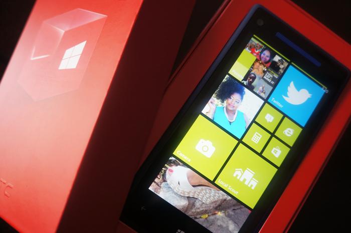 HTC Windows Phone 8X w/ Beats audio by Microsoft