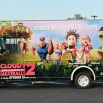 """Cloudy With a Chance of Meatballs 2"" Foodimobile Tour stops in Atlanta THIS WEEKEND!!!"