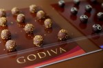 Godiva #TruffleTakeoff event in Atlanta