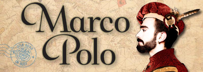 Marco Polo exhibit at Fernbank Museum