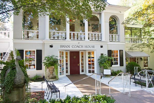 Swan Coach House