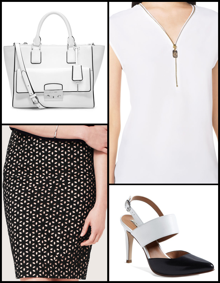 Trend Report: Black & White Styles for Work