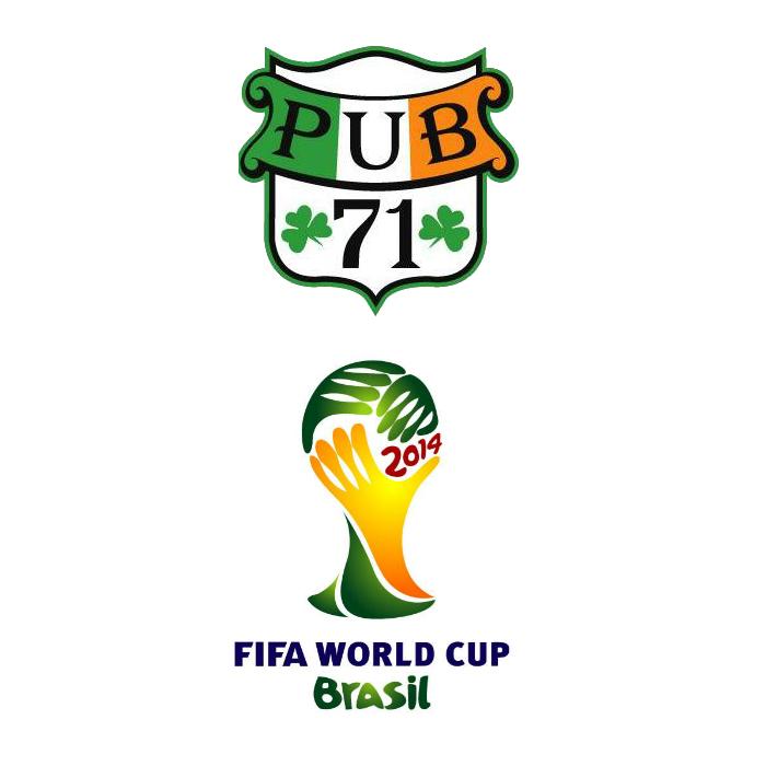 Pub 71 2014 FIFA World Cup