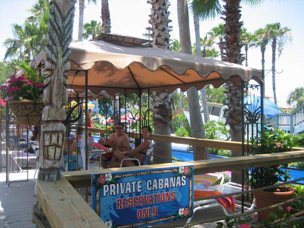 Big Kahuna's Private Cabanas