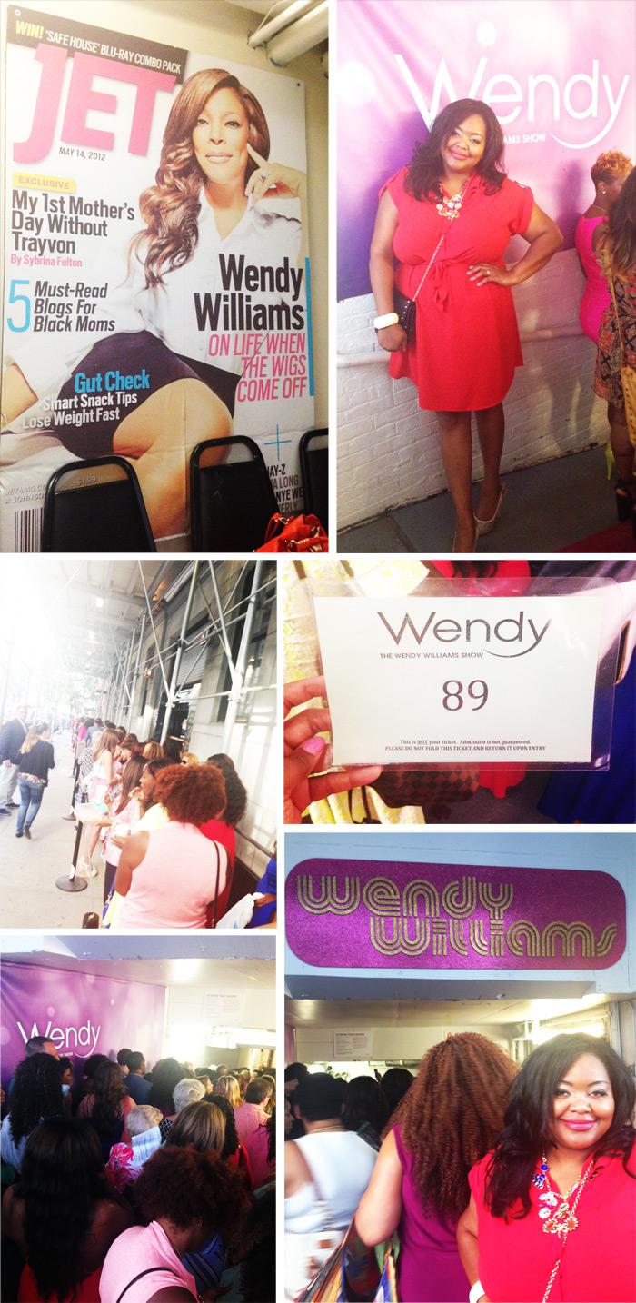 New York City - FFFWeek Wendy Williams Show