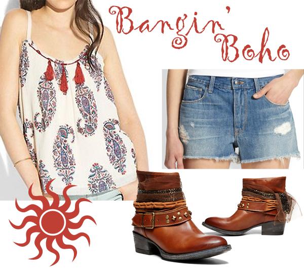 4th of July Fashion - Bangin Boho