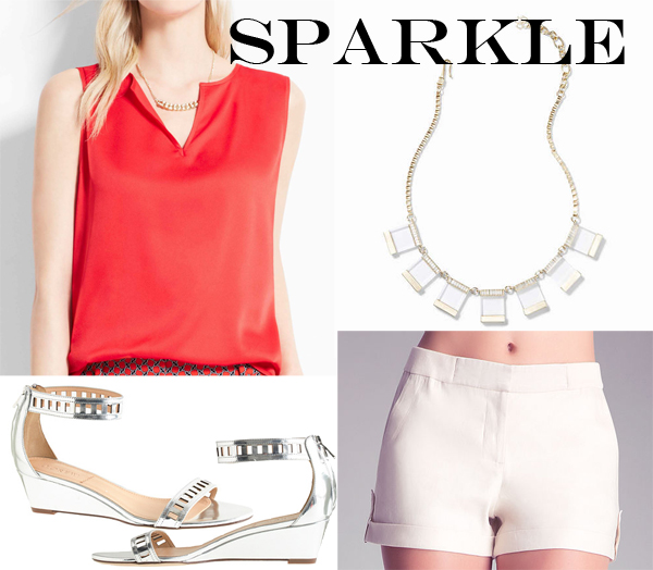 4th of July Fasion - Sparkle