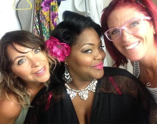 Kris Janovitz & Michele Franco - Flaunt Boudoir with Nikka Shae