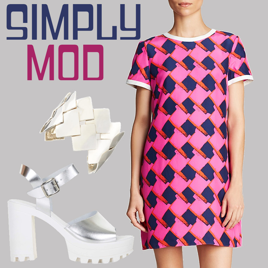 1960's Retro Looks for Fall - Simply Mod