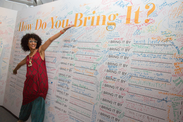 Oprah The Life You Want at Centennial Olympic Park Atlanta