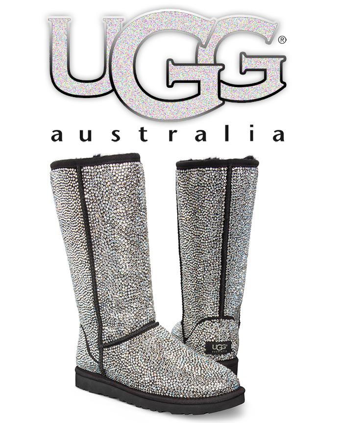 UGG Swarovski boots