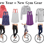 The Top New Gym Gear from Athleta for a Fresh Start to the New Year.