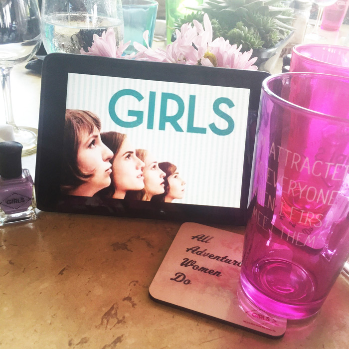 HBO Girls #GIRLSathon