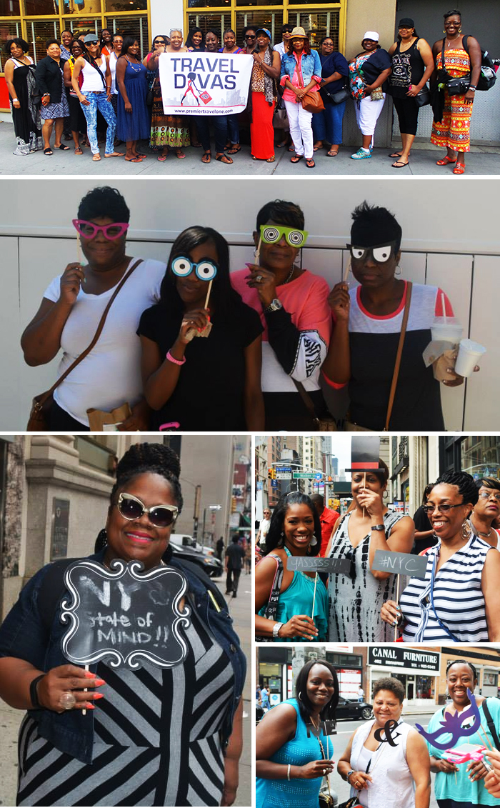 New York City tour Travel Divas