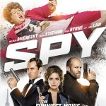 I Spy With My Little Eye… SPY Movie on iTunes!