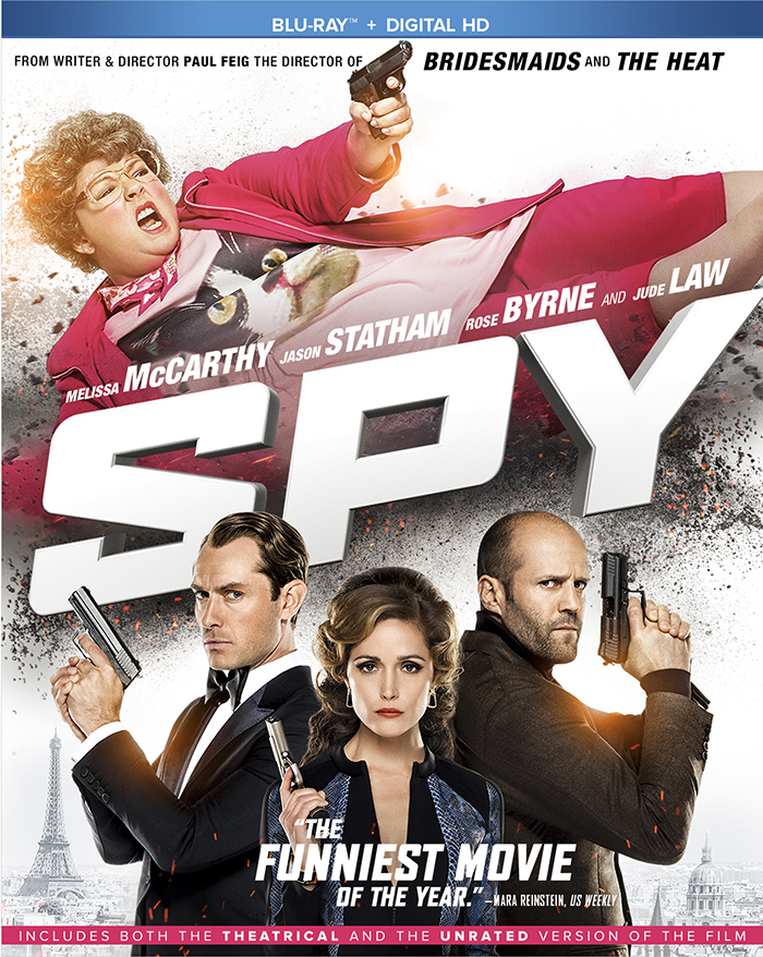 SPY movie