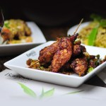 Bring Your Appetite to Inchin's Bamboo Garden