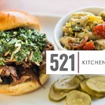 521 Kitchen & Que is Serving Savory Southern Eats… & BBQ!