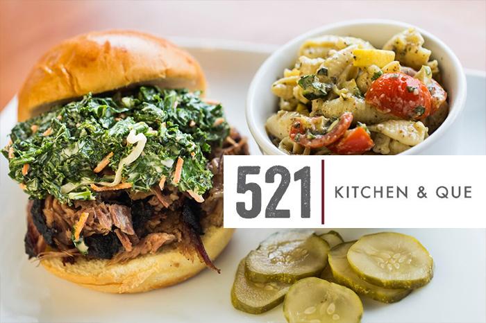 521 Kitchen & Que