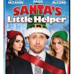 Santa's Little Helper DVD Giveaway