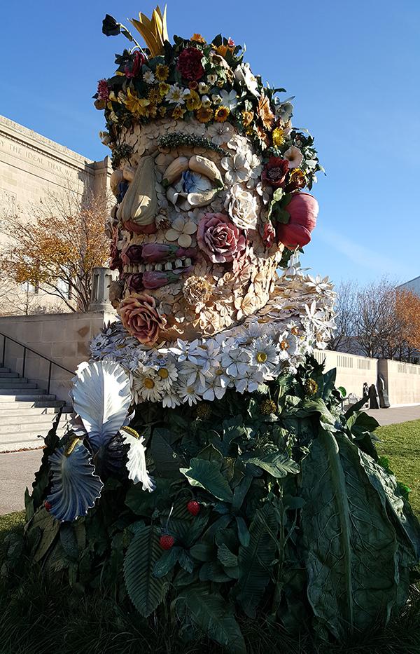 Philip Haas - Four Seasons Exhibit - Nelson Art Gallery