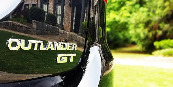 2016 Mitsubishi Outlander 3.0 GT