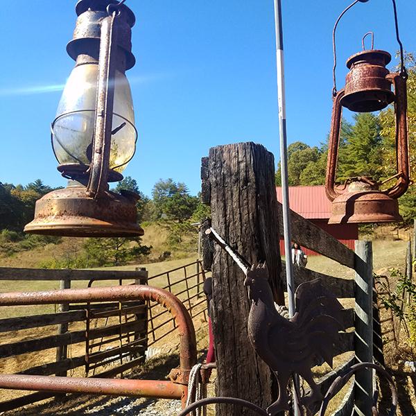Red Apple Barn in Elijay GA
