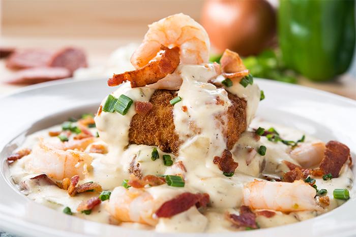 Metro Diner Roswell Shrimp & Grits