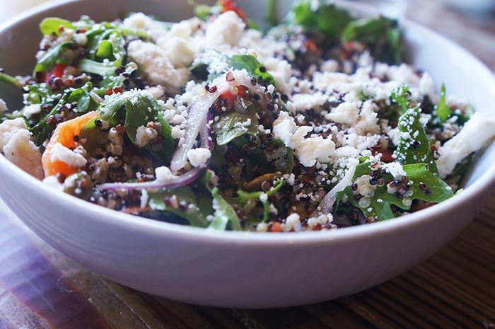 South Main Kitchen Quinoa Salad