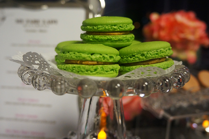 My Fare Lady Macarons Roasted Pistachio