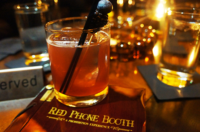 Red Phone Booth Atlanta