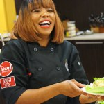 Sprouts Hosts Cooking Class with Food Network Star Chef Tregaye Fraser