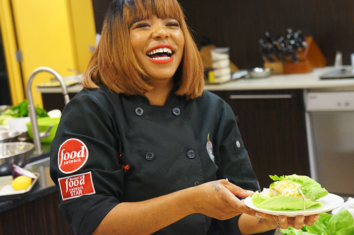 Food Network Star & Chef Tregaye Fraser
