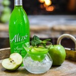 The Perfect Summertime Sip: Alizé Apple Appletini