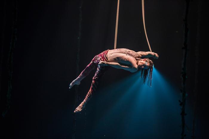 Cirque du Soleil Luzia Atlantic Station Atlanta Georgia
