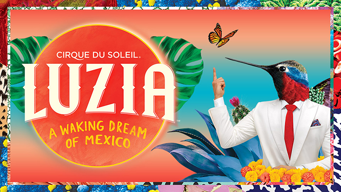 Cirque du Soleil Luzia Atlantic Station Atlanta Georgia